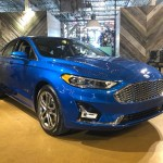 2019 Ford Fusion Energi Plug In Hybrid Gets 25 Miles From Revised Battery