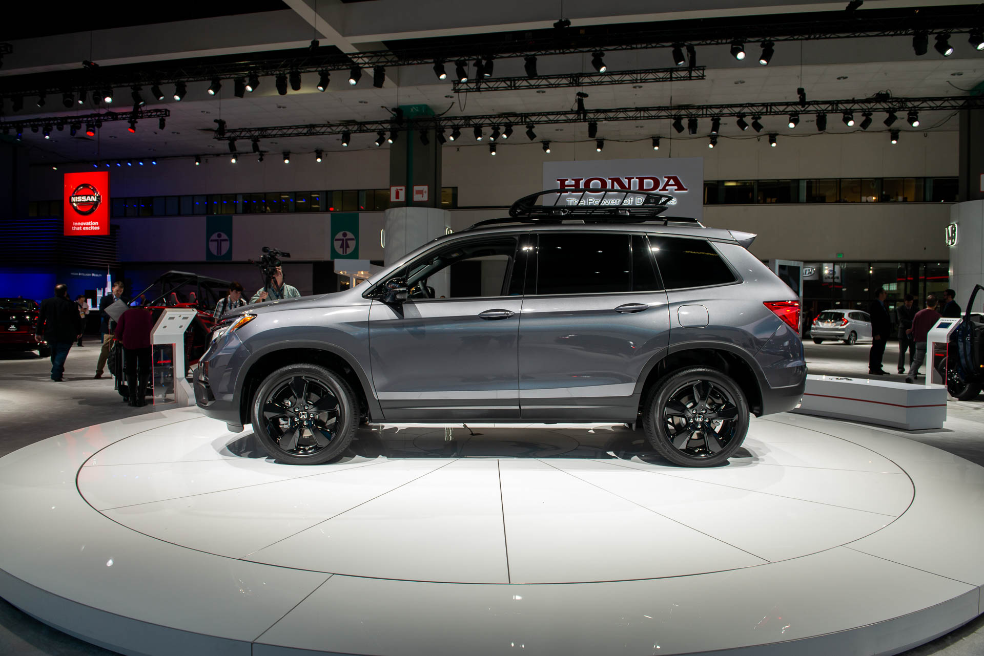 If you want to travel abroad, you need a passport. 2019 Honda Passport Crossover Suv Bows At 2018 La Auto Show