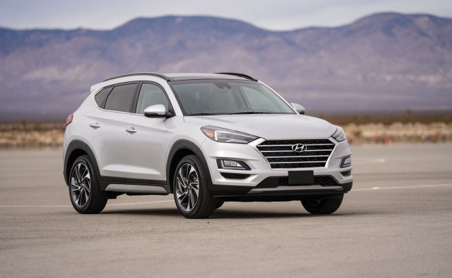 2019 Hyundai Tucson Review Ratings Specs Prices And