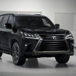 2019 Lexus Lx Inspiration Bundles Black Out Looks Exclusive Luxury Touches
