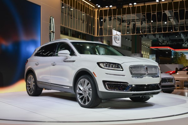 2019 Lincoln Nautilus sets sail for luxury crossover SUV ...