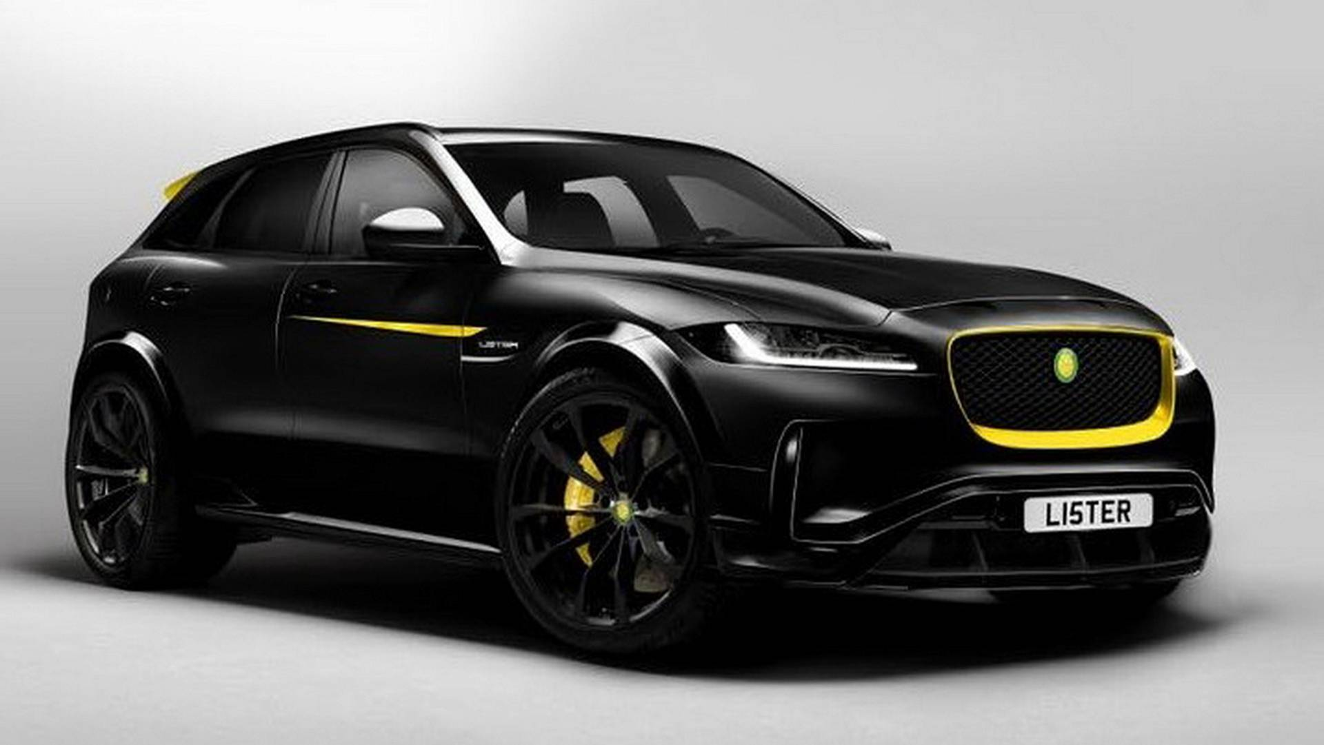Lister LFP Promises To Be Worlds Fastest SUV