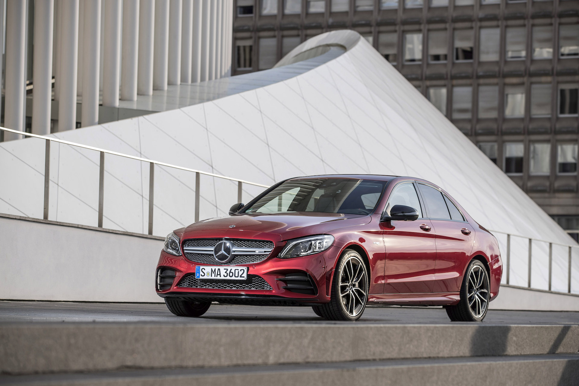 hight resolution of 2019 mercedes benz c300 and c43 first drive review subtle upgrades big safety