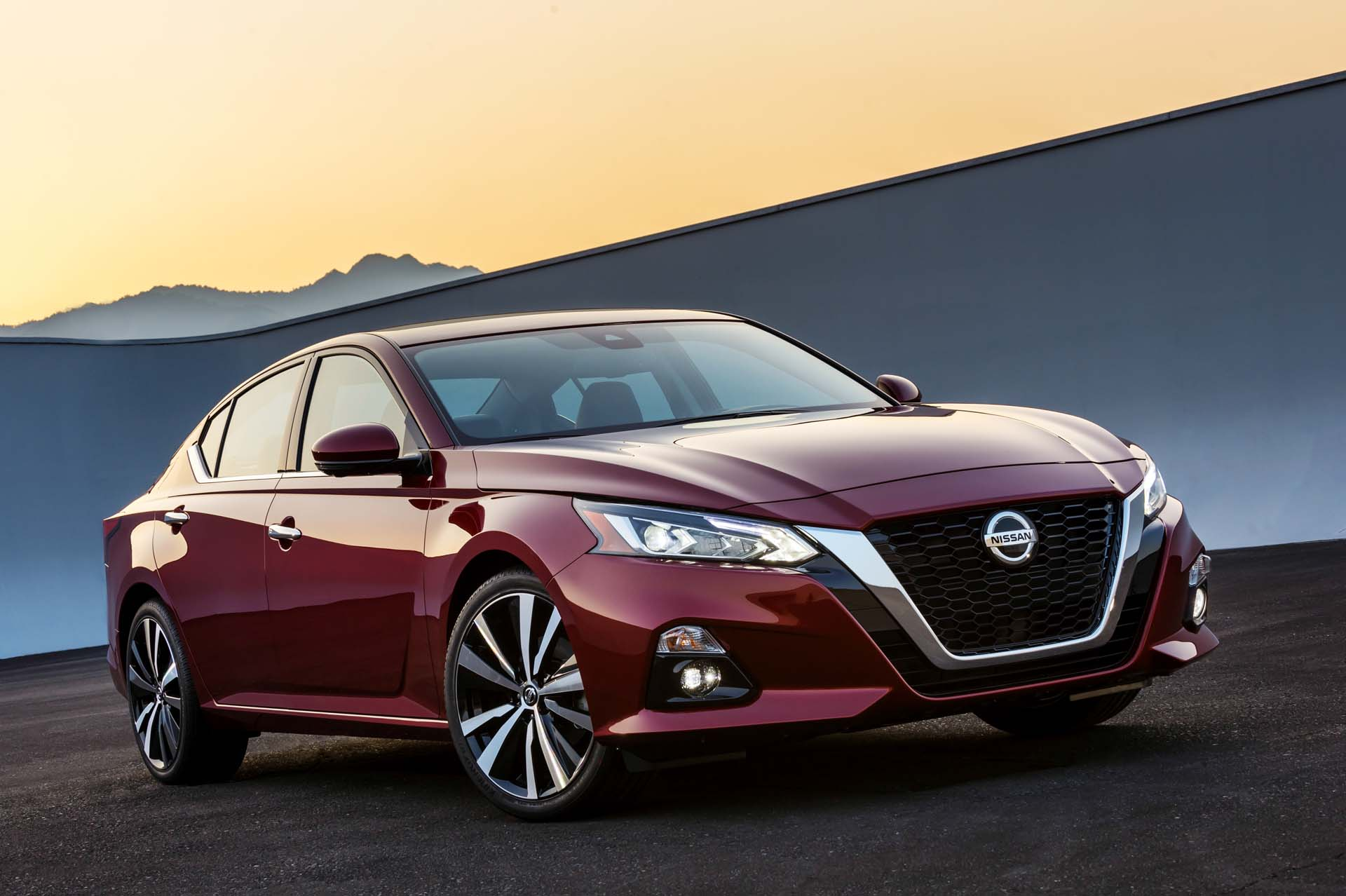 2019 nissan altima review ratings specs prices and photos the car connection