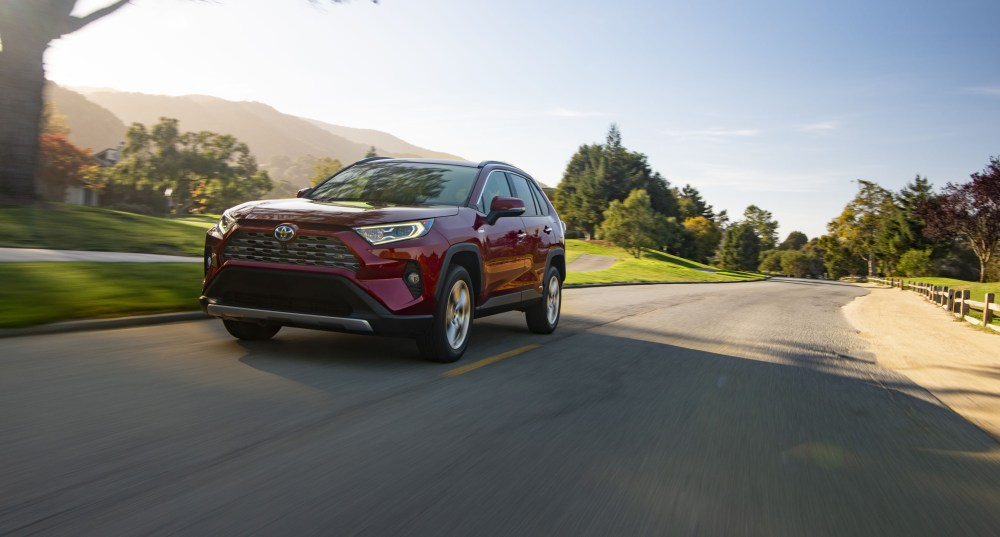 medium resolution of 2019 toyota rav4 hybrid first drive review all the bits and pieces in place