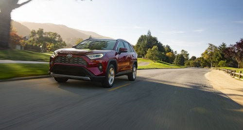 small resolution of 2019 toyota rav4 hybrid first drive review all the bits and pieces in place