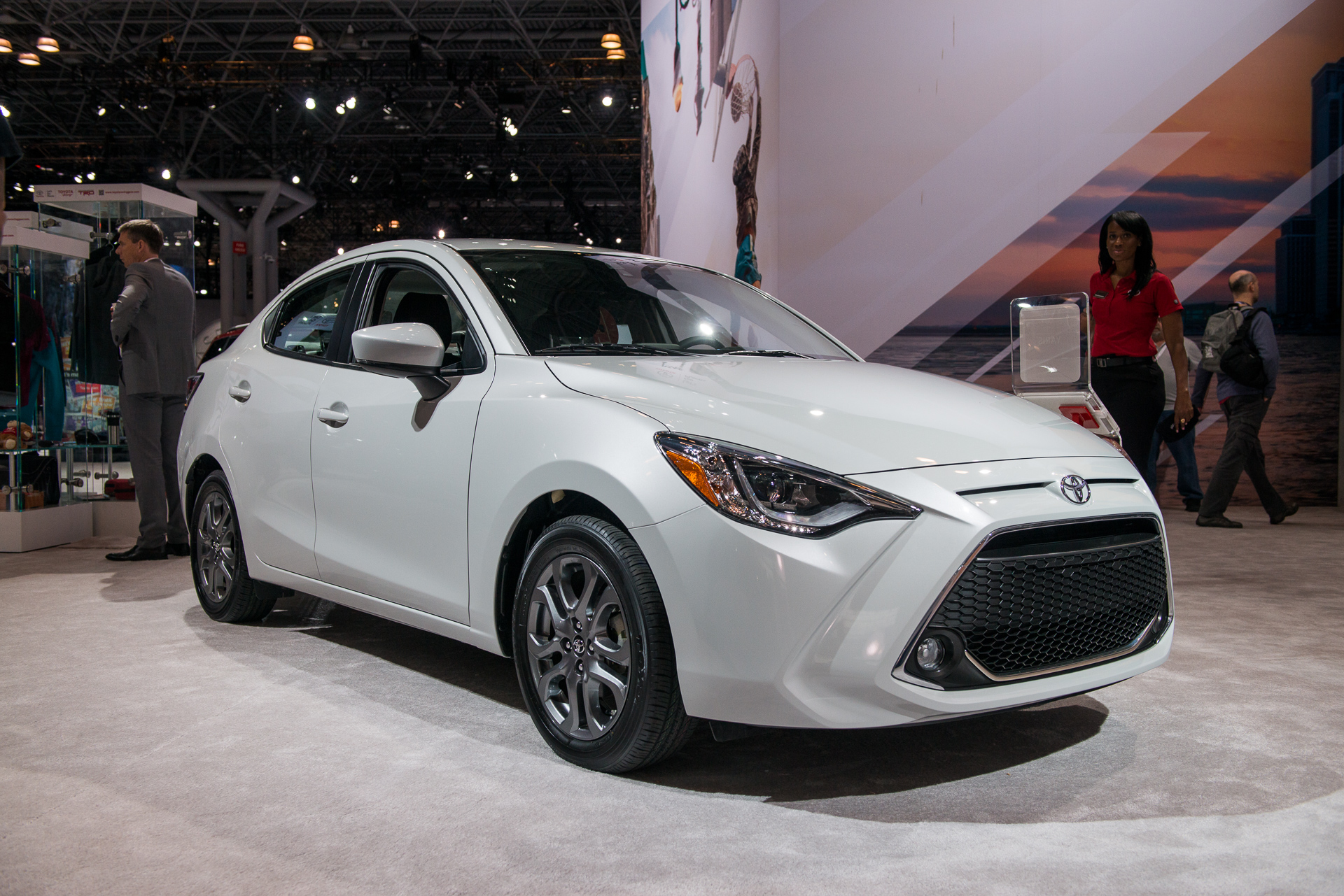 2019 Toyota Yaris Sedan More Choices To Make