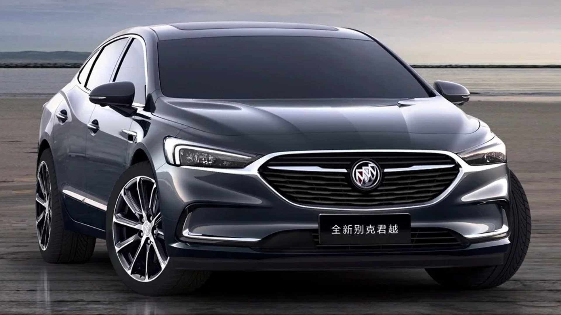 buick lineup for 2020