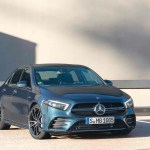2020 Mercedes Benz A Class Review Ratings Specs Prices And Photos The Car Connection