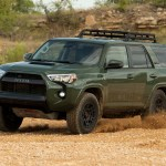 2020 Toyota 4runner Review Ratings Specs Prices And Photos The Car Connection