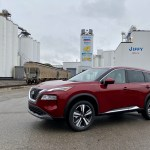 2021 Nissan Rogue Review Ratings Specs Prices And Photos The Car Connection