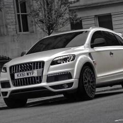 Test Drive Grand New Veloz 1.3 Jok Kulit All Kijang Innova A Kahn Design Adds Bespoke Touch To The Audi Q7