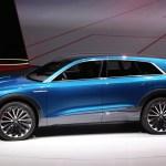 Audi E Tron Quattro Concept Previews Electric Suv Coming In 2018