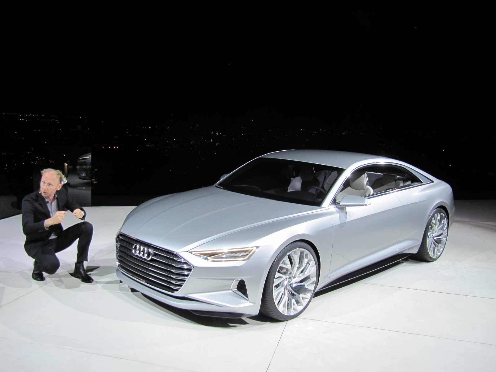 Audi Prologue Concept Revealed, Presages New Look For Brand