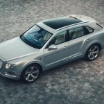 No Plans For Second Bentley Suv For Now