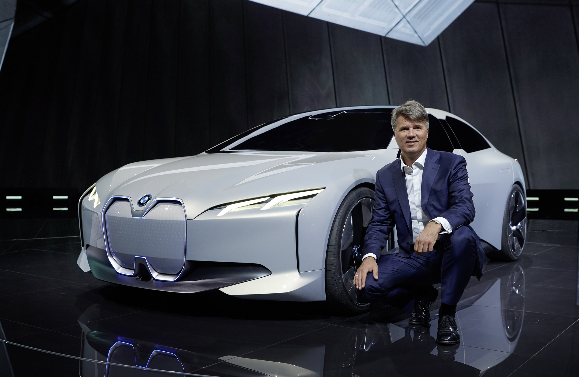 frankfurt motor show 2017 bmw i vision dynamics details