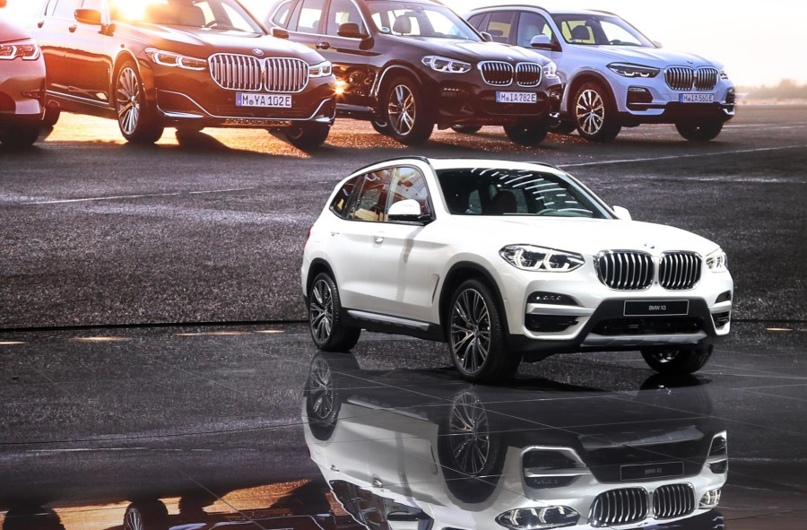 BMW X3 xDrive30e plug-in hybrid due in US in 2020