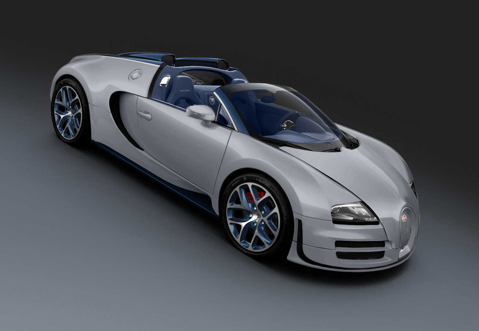 Bugatti Veyron Grand Sport Vitesse Rafale Debuts At Sao