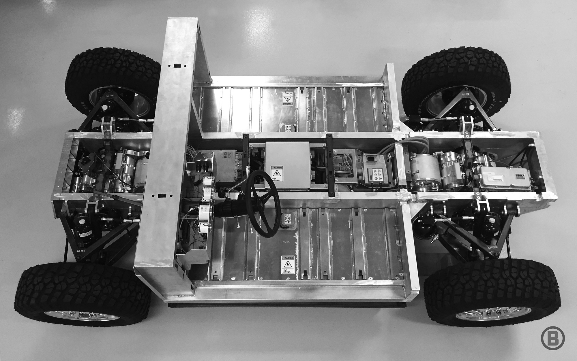 Allelectric Bollinger heavy truck chassis revealed July