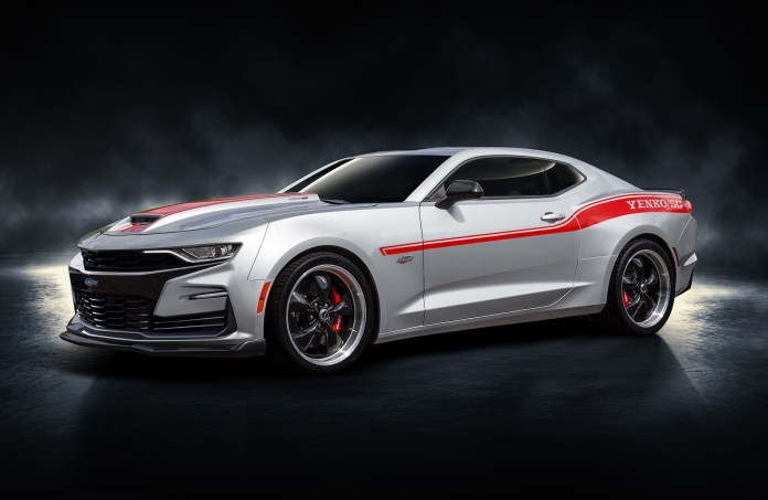 1 000 Hp Yenko Sc Package Adds 66 995 To 2019 Chevy Camaro Ss 1le