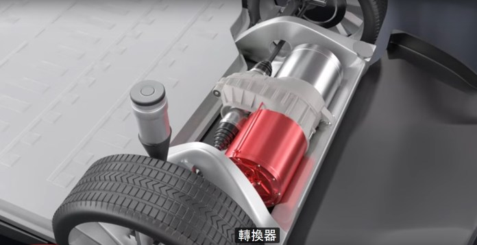 video explains how electric cars work, battery and motor technology