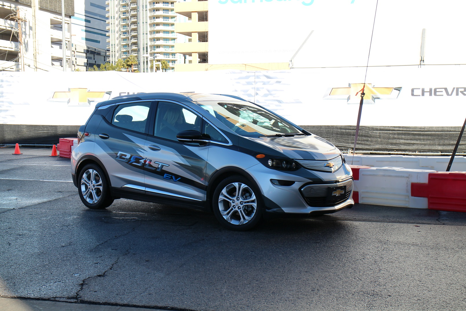 first drive chevy bolt