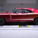 How The Aerodynamics Of The 1969 Dodge Charger Daytona Compare To A Modern Charger Hellcat