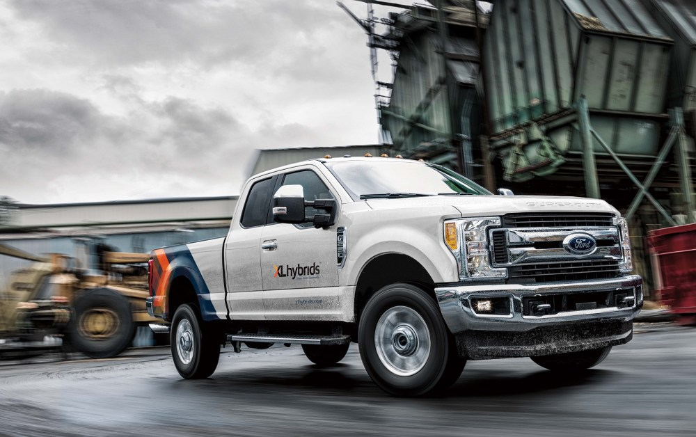 medium resolution of xl hybrids adds ford f 250 hybrid to f 150 plug in hybrid pickups production to start in march