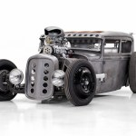 1930 Ford Model A Sedan Hot Rod Seethes With Style