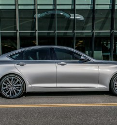 2017 genesis g80 review ratings specs prices and photos the car connection [ 1919 x 1280 Pixel ]