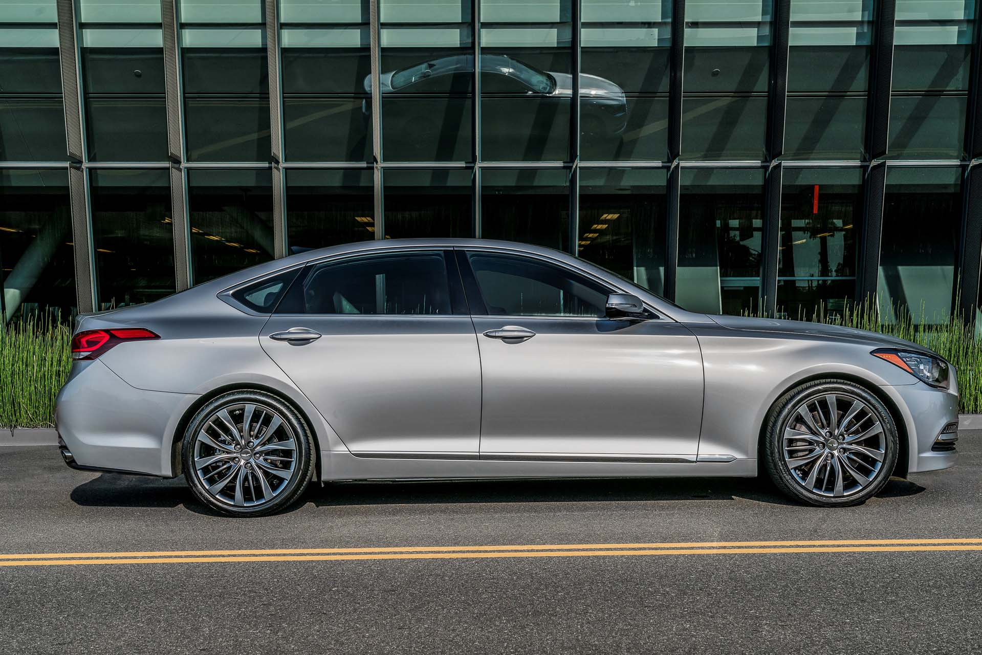 hight resolution of 2017 genesis g80 review ratings specs prices and photos the car connection