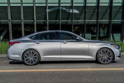 small resolution of 2017 genesis g80 review ratings specs prices and photos the car connection