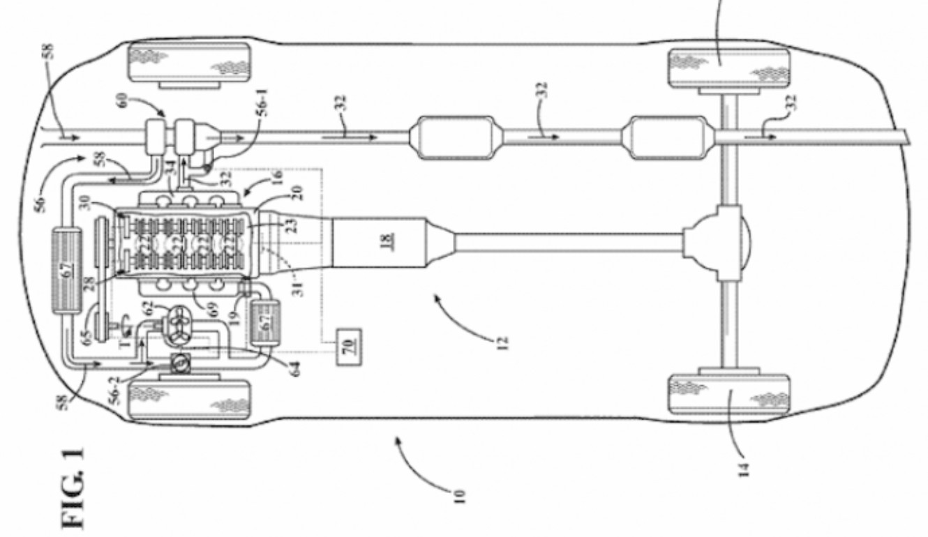 Gm Patented A Ridiculously High Compression Twin Charged