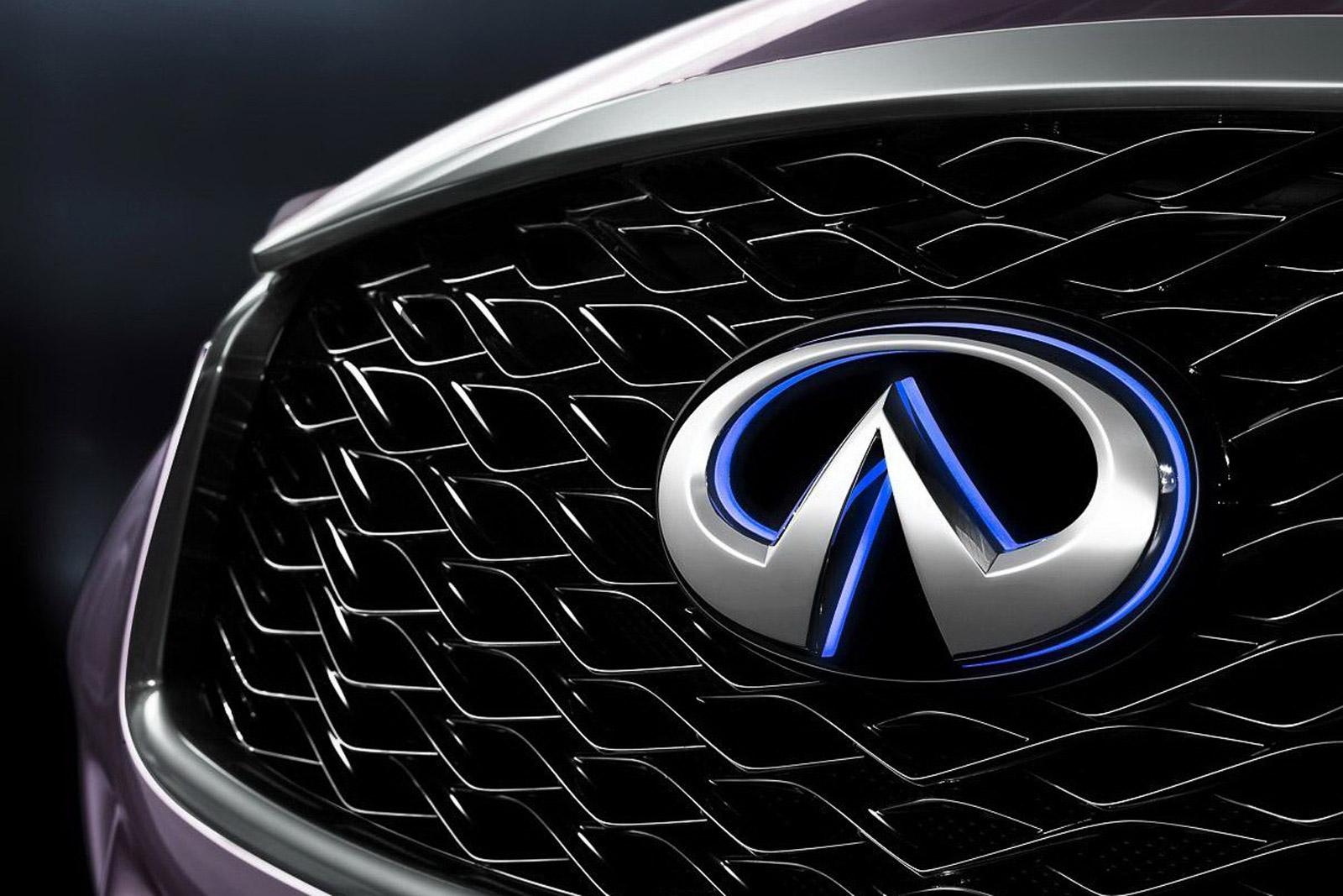 Infiniti Car Logo Wallpaper Infiniti Thinking About Shapely Four Door On Mercedes Benz