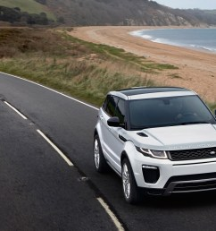 2016 land rover range rover evoque revealed with led headlights new engine [ 1920 x 1129 Pixel ]