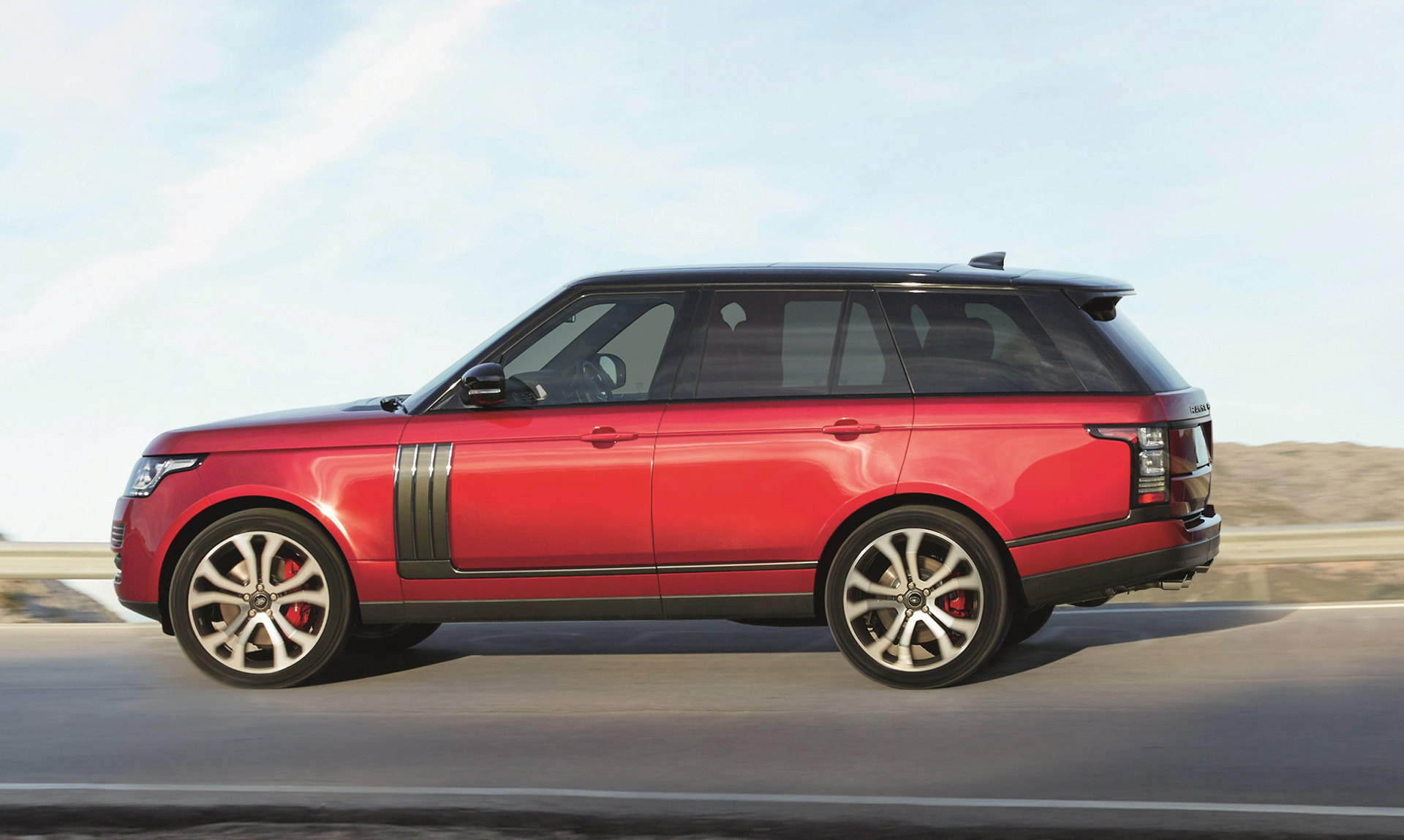 2017 Land Rover Range Rover Gas Mileage The Car Connection