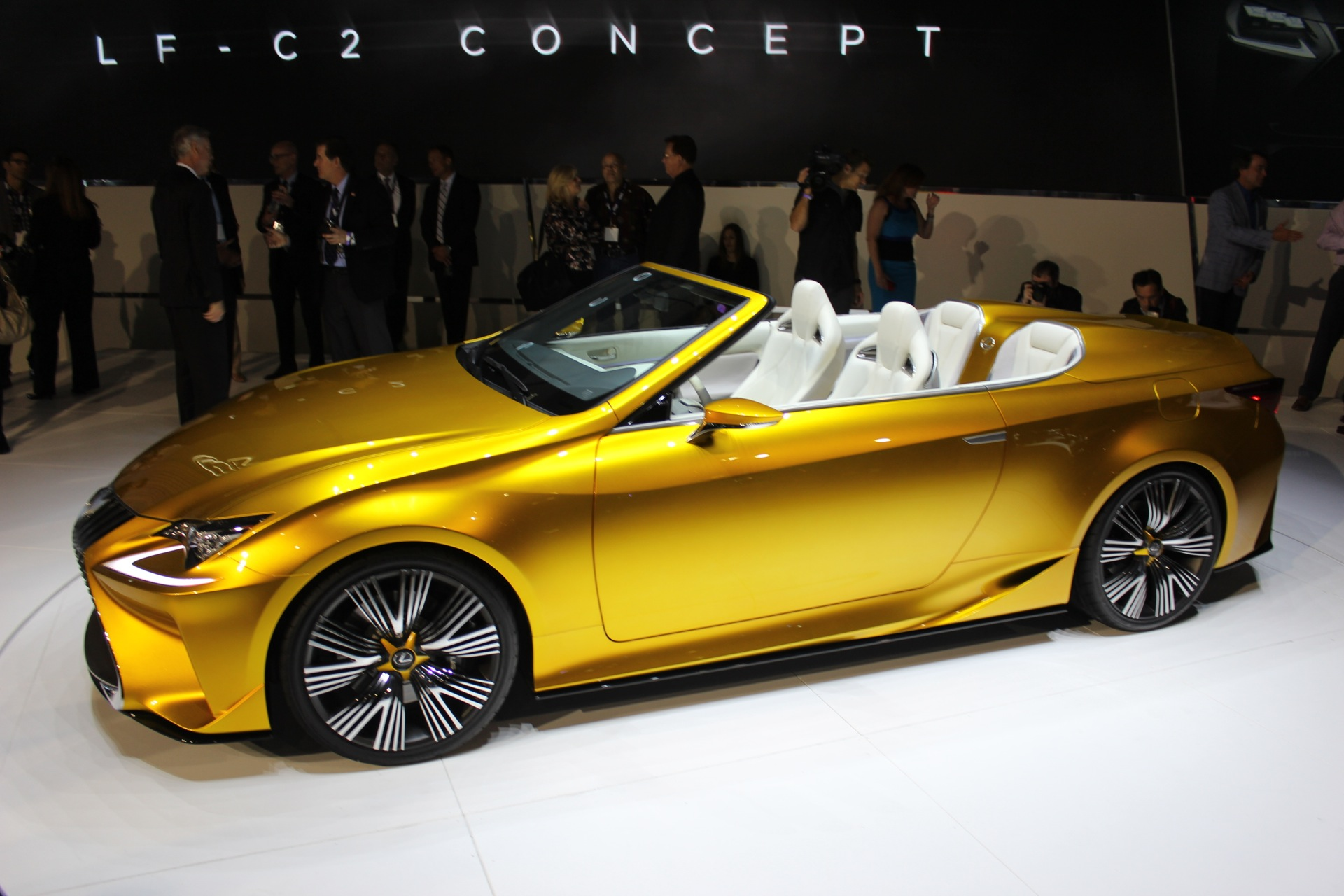 Lexus Cancels RC Convertible Focuses New Crossover Based