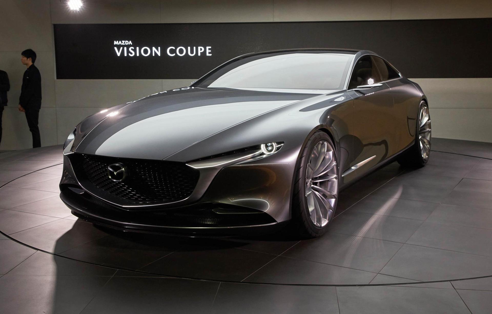 2021 mazda vision coupe