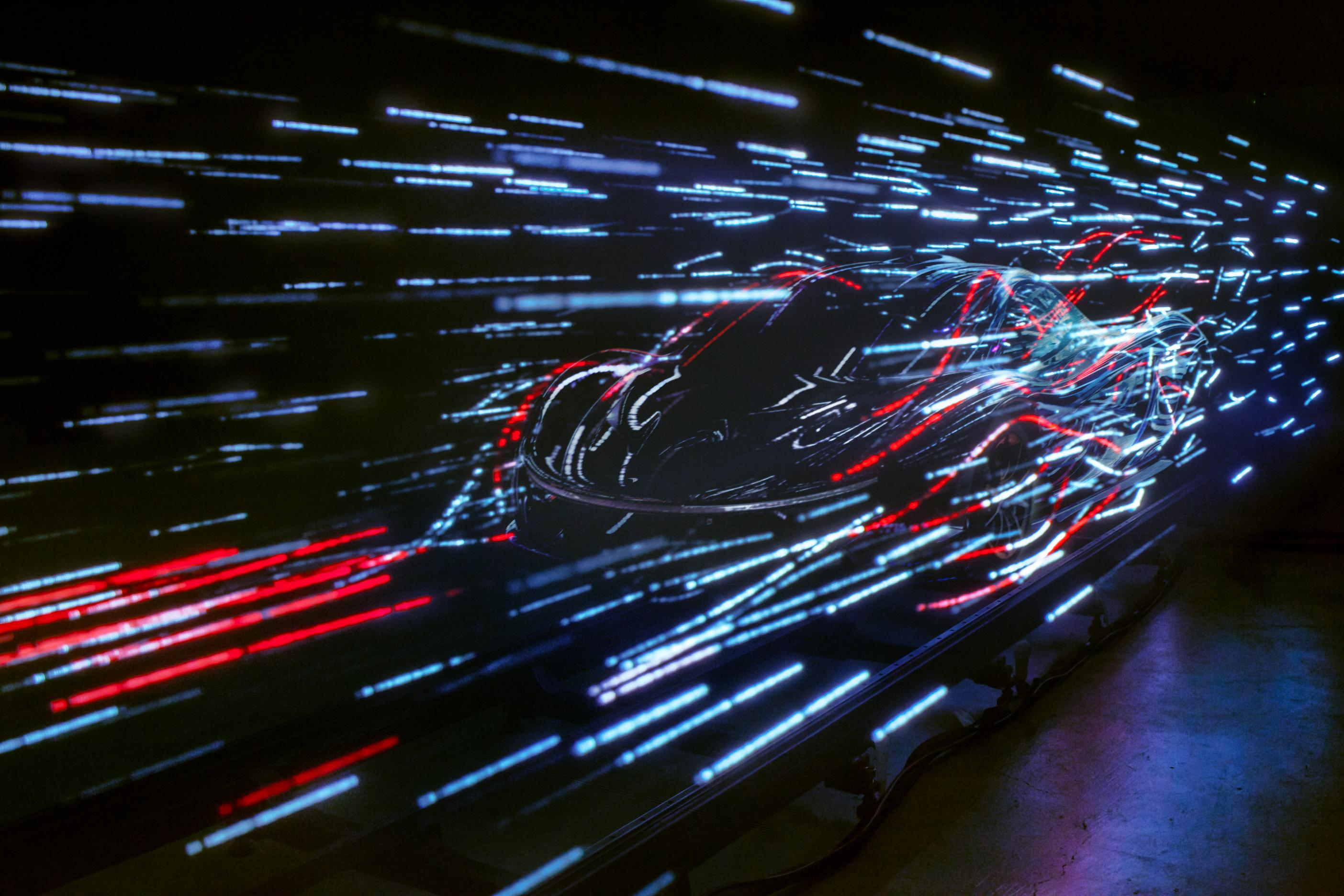 Mclaren P12 Hypercar Teased In New Aerodynamics Video