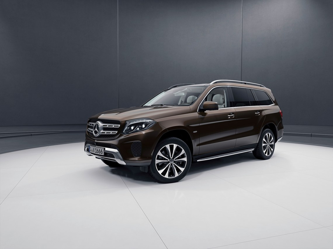 2019 mercedes-benz gls grand edition turns up the luxury