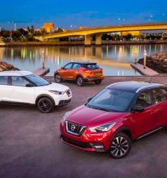 2018 nissan kicks review ratings specs prices and photos the car connection [ 1920 x 1280 Pixel ]