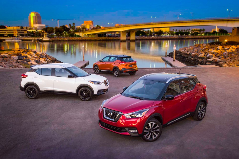 medium resolution of 2018 nissan kicks review ratings specs prices and photos the car connection