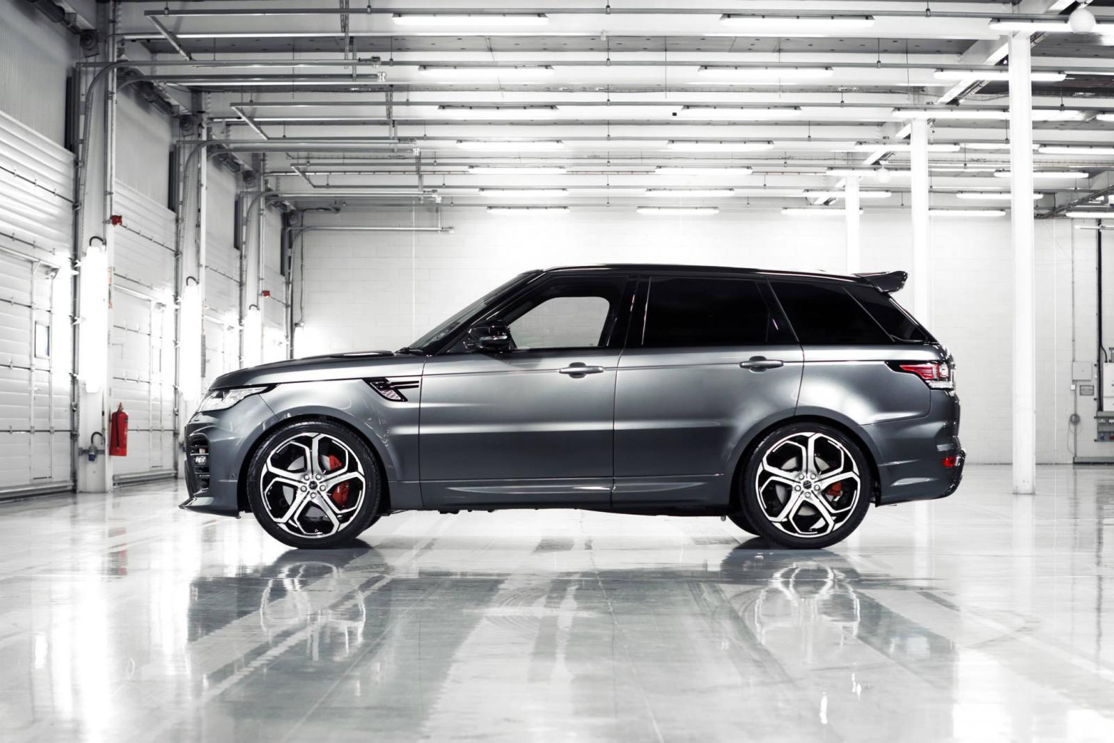 hight resolution of 2016 range rover sport modified