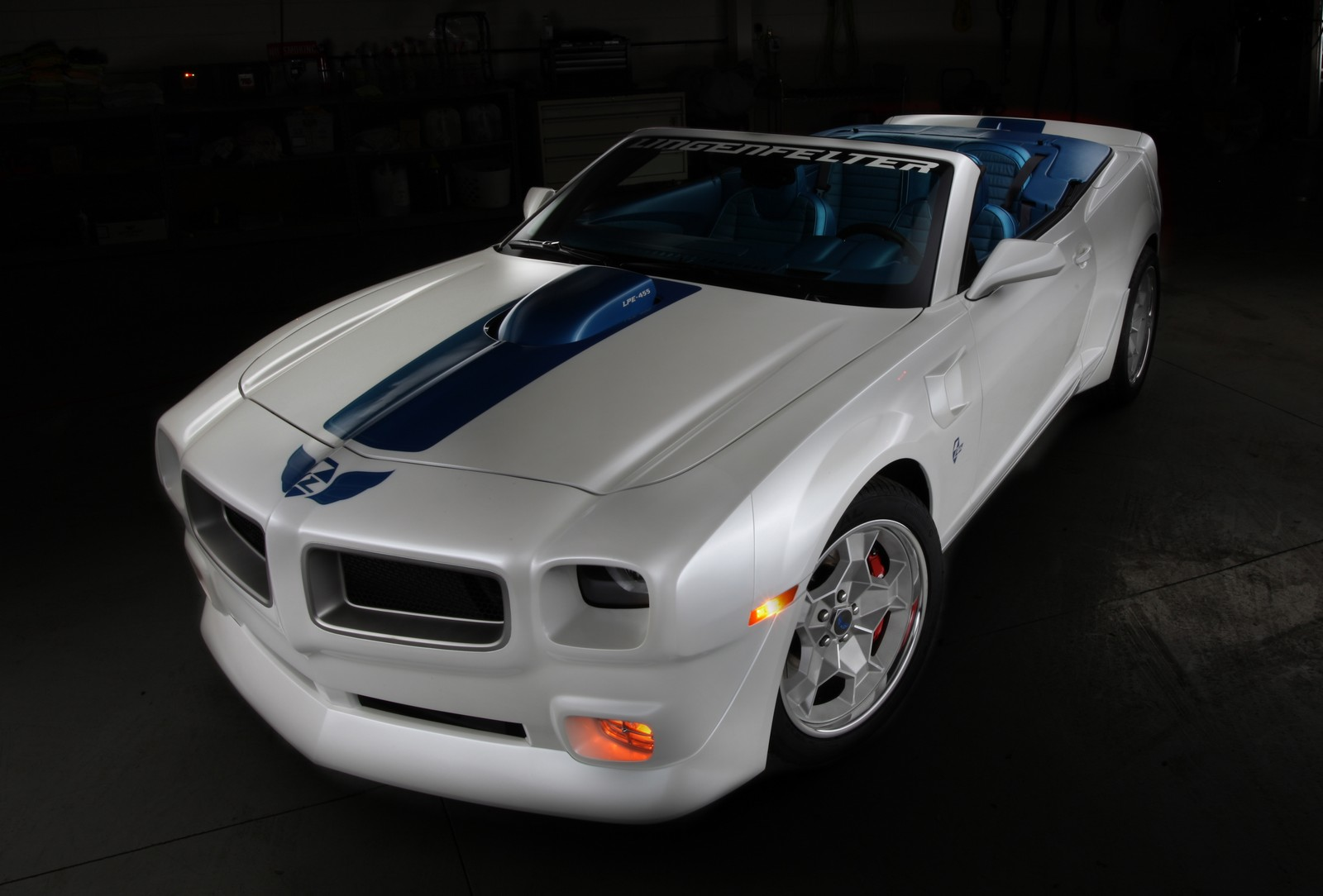 Lingenfelters Production Pontiac Trans Am Inspired LTA