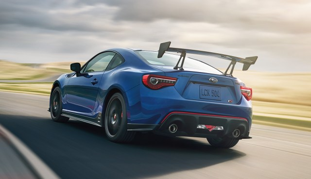Image result for 2018 subaru brz ts