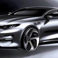 Brand New Camry 2016 Price Grand Avanza 1.3 G M/t Kia Optima Teased Ahead Of 2015 York Auto Show