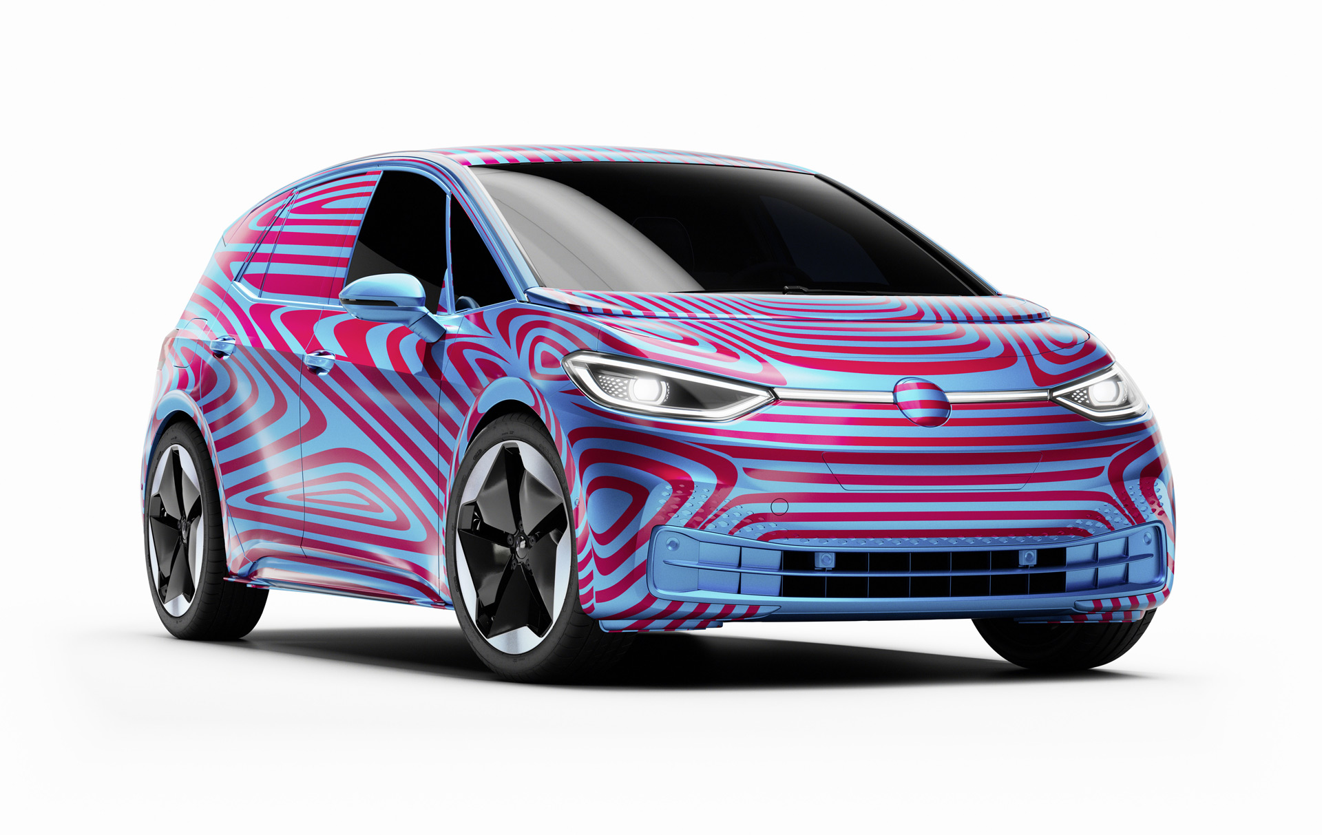 Vw Confirms Electric Hatch As The Id 3 As Order Books Open