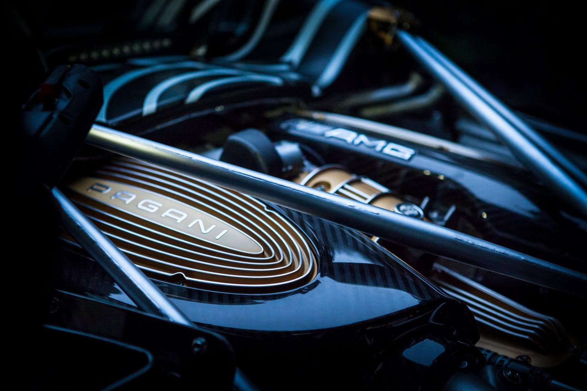 Pagani To Boost Power On Huayra Roadster