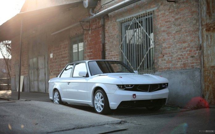 modernize your e30 bmw 3-series with this concept30 kit