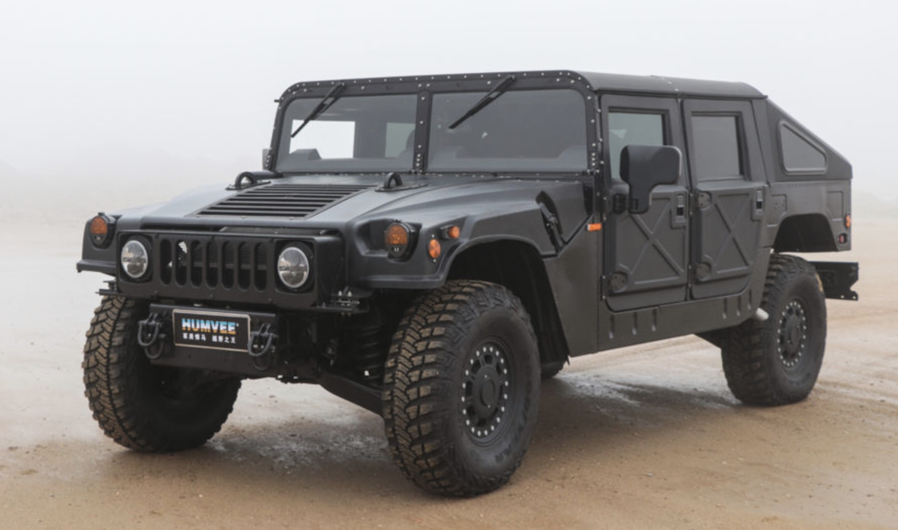 Bob Lutz Is Now Selling New Hummer H1s In China